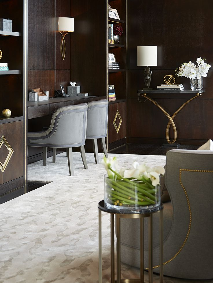 Study Penthouse St John 39 S Wood Morpheus Morpheuslondon London Luxury Interior Design