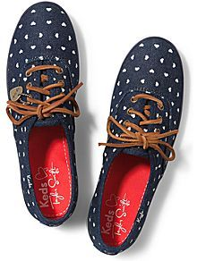 For the fall...? Check out this cool Keds product