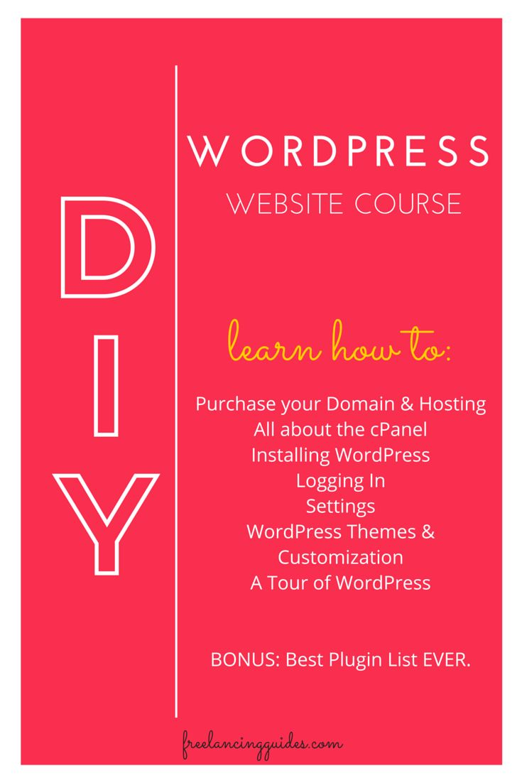 So, you want a professional WordPress website? But you don't have the funds to pay for a developer right now? Megan Kathleen will walk you through how to purchase your domain name, pick the right hosting company (we like InMotion Hosting), install an attractive Wordpress theme, and navigate the world of cPanel in this itty-bitty course.