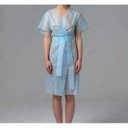 Одноразовые халаты купить. Цена в Киеве с доставкой по Украине.