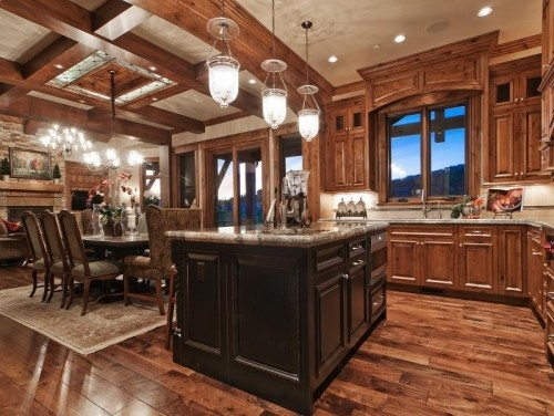 Built By Utah Custom Builder Cameo Homes Inc In Park City
