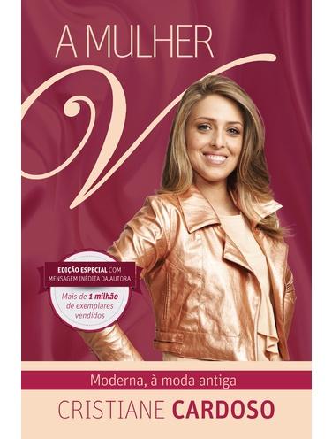 A mulher V, de Cristiane Cardoso.
