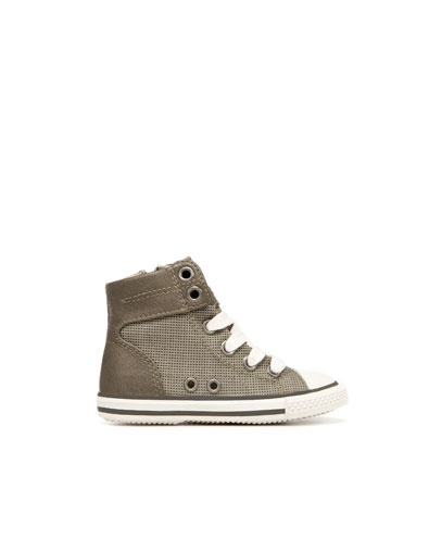 shoes: Boys Fashion, High Tops Sneakers, Zara Baby, Kids Stuff, Kids Fashion, High Top Sneakers, Baby Boys, Grey Hightop, Fashion High