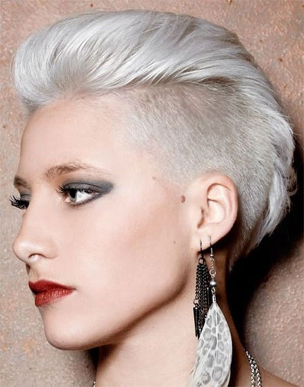 side shaved hair styles best 25 hairstyles ideas only on 6896 | 1a796d7d6a5a8e11ad0e9a929013ec18 short undercut hairstyles shaved side hairstyles