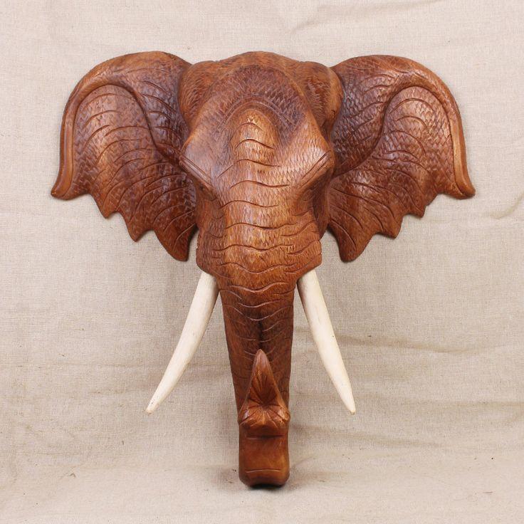 elefantes de madeira - Pesquisa Google