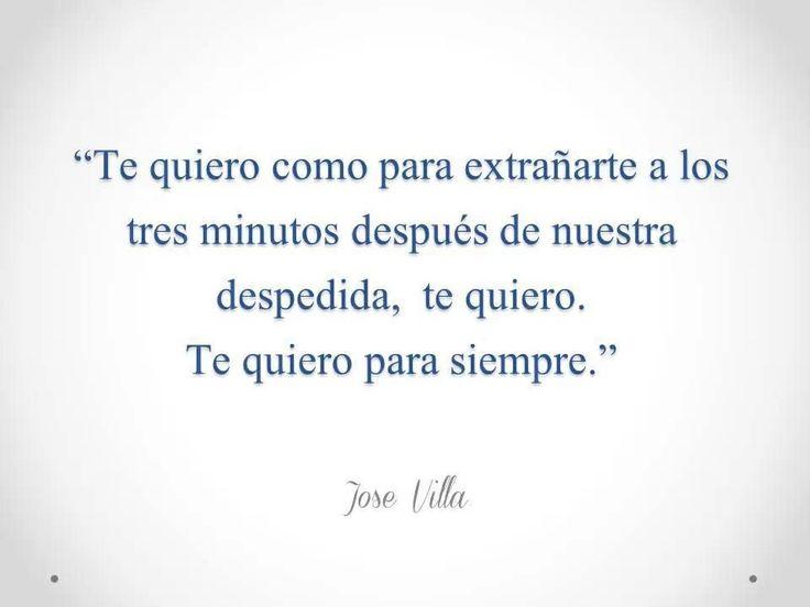 ...te quiero para siempre...