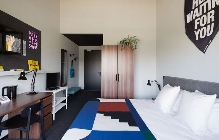 The Student Hotel Amsterdam City: Hotel Accommodation & Rooms