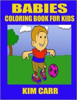 The Babies Coloring Book for Kids can keep your children occupied for hours, coloring their favorite cartoon babies. Coloring at such a young age is great for cognitive, fine motor skill development while they learn to color in the lines and make their parents their own beautifully colored pictures filled with love.