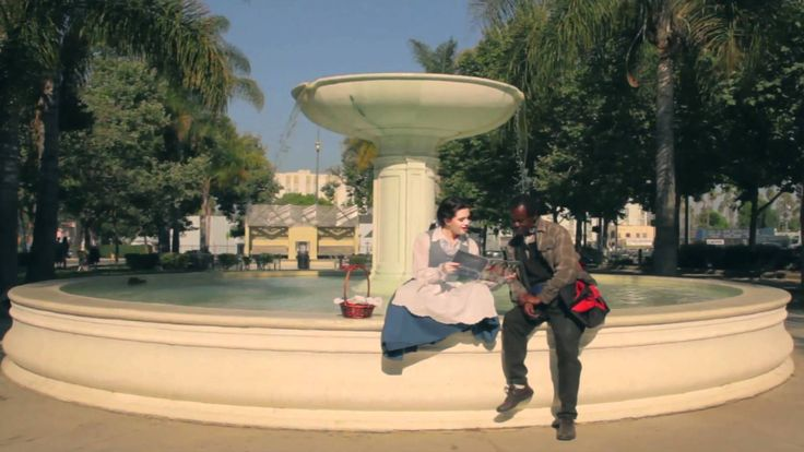 YouTube denizen Todrick Hall makes a spot-on parody of the opening number from Beauty and the Beast, imagining what the movie would be like if Belle lived in the ghetto. - So funny I can't breathe!