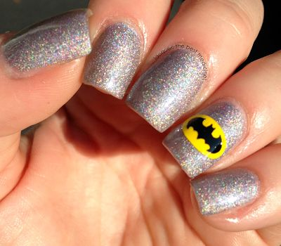 Lacquer: The Best Medicine!: Danananana... BATMAN!