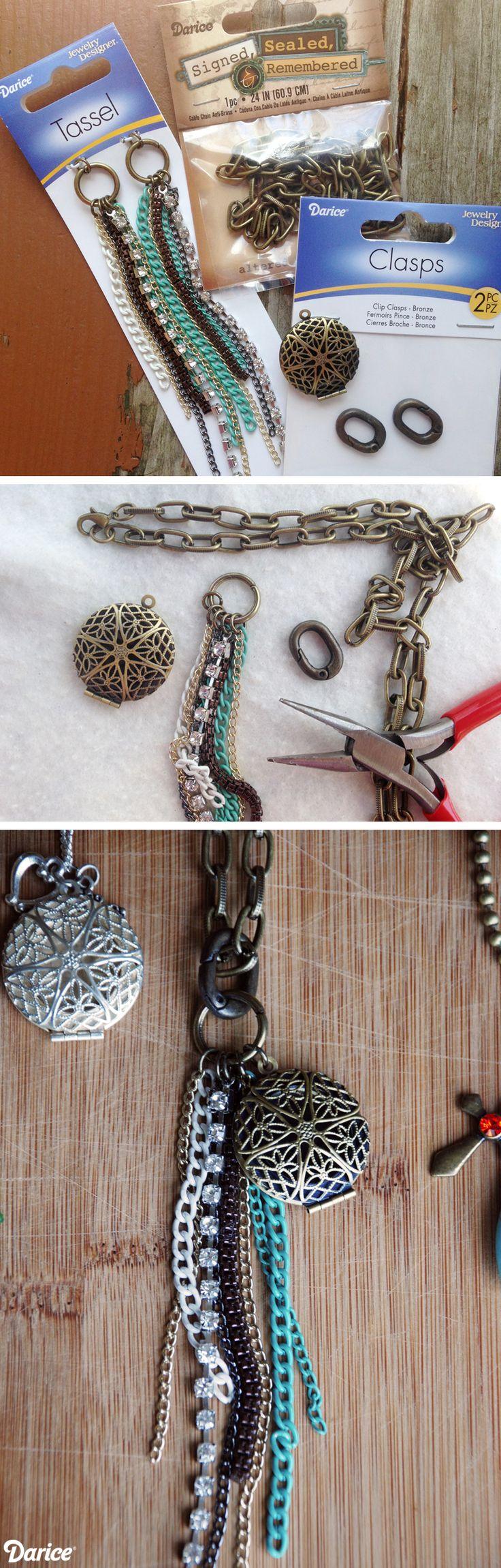DIY Essential Oil Diffuser Necklaces Find essential oils here: http://www.mydoterra.com/vogele/