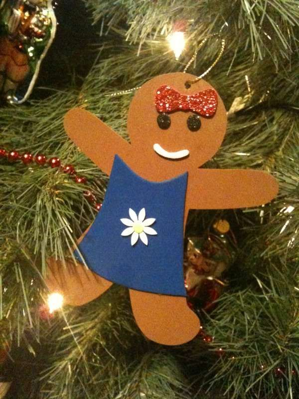 Homemade Christmas Ornaments For Girl Scouts : Images about girl scout xmas tree on