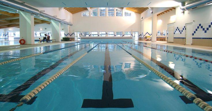 Nuovi spogliatoi alla piscina di Predazzo