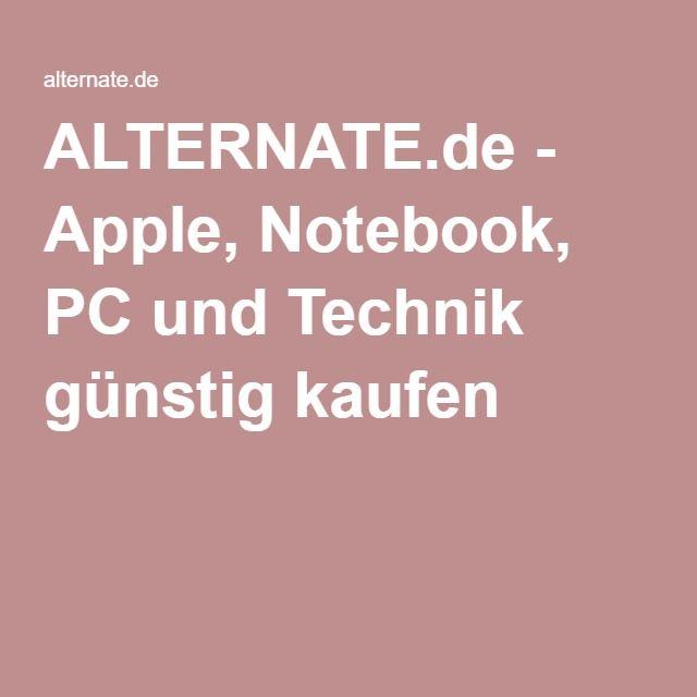 ALTERNATE.de - Apple, Notebook, PC und Technik günstig kaufen