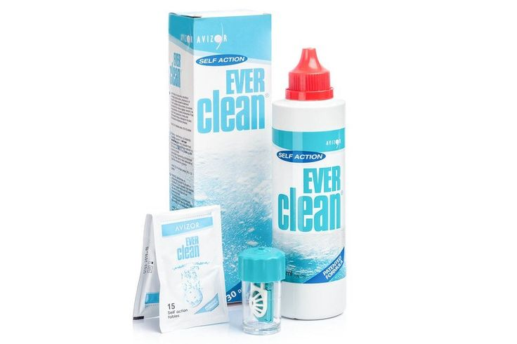 Ever Clean 225 ml cu suport
