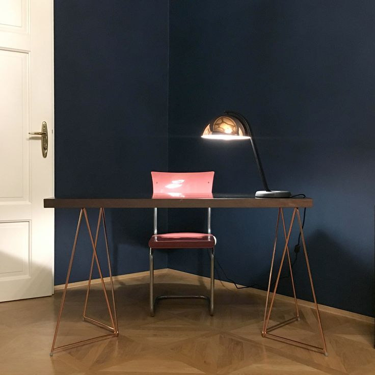 Prague based jewelry designer Janja Prokic opens a new studio. This table is ready for her assistant Tereza. Check out Janja's wild, original and truly one-of-a-kind work 👉 www.janjaprokic.com.