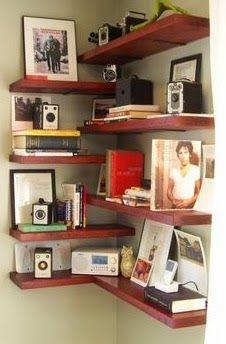 30+ ideas CORNER shelves | SOULOUPOSE THE
