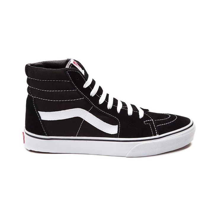 Classic Vans Sk8-Hi is the same classic its been since it first became popular in the mid 80's!