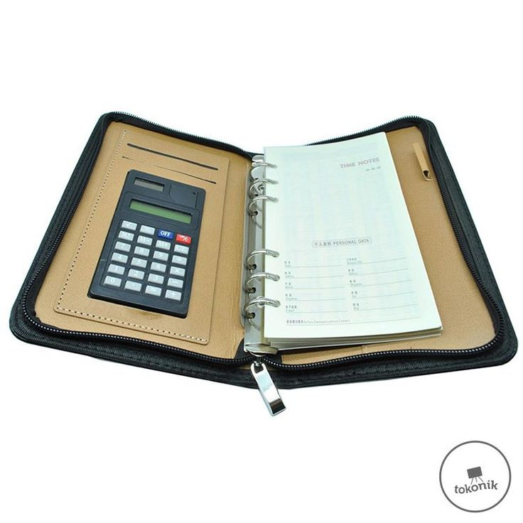Buku catatan binder note