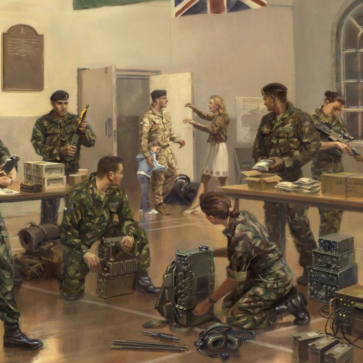 Number of soldiers in British Army falls - BBC News
