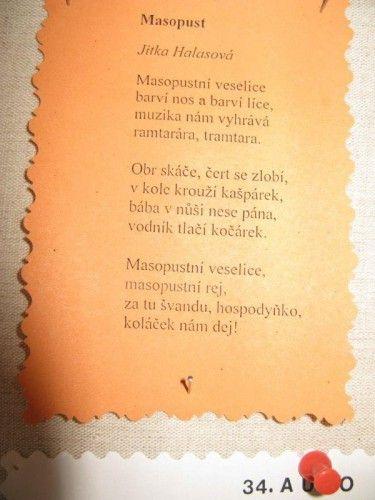 říkanky a písničky :: MŠ Poupě Štětí