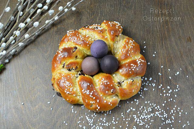 Pixi mit Milch | Rezept: Klassischer Osterpinzen mit Cranberries. Ein Muss für Ostern. | www.piximitmilch.at