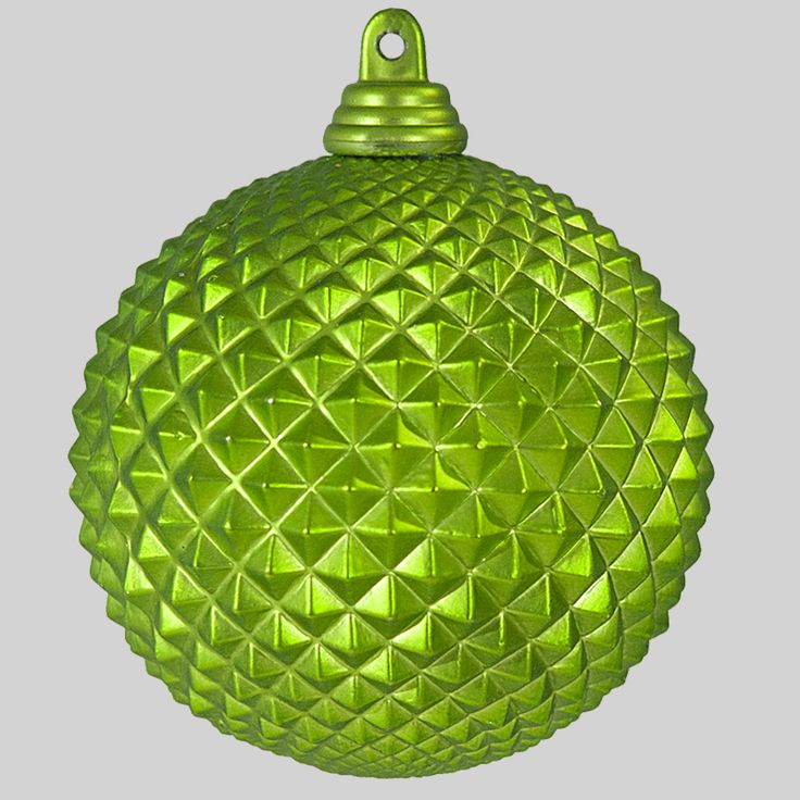 70mm Lime Pineapple ball  Code: BADE007LIAPPM