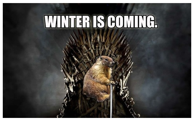 Winter is coming.  Funny stuff  Pinterest  Winter and Winter is coming