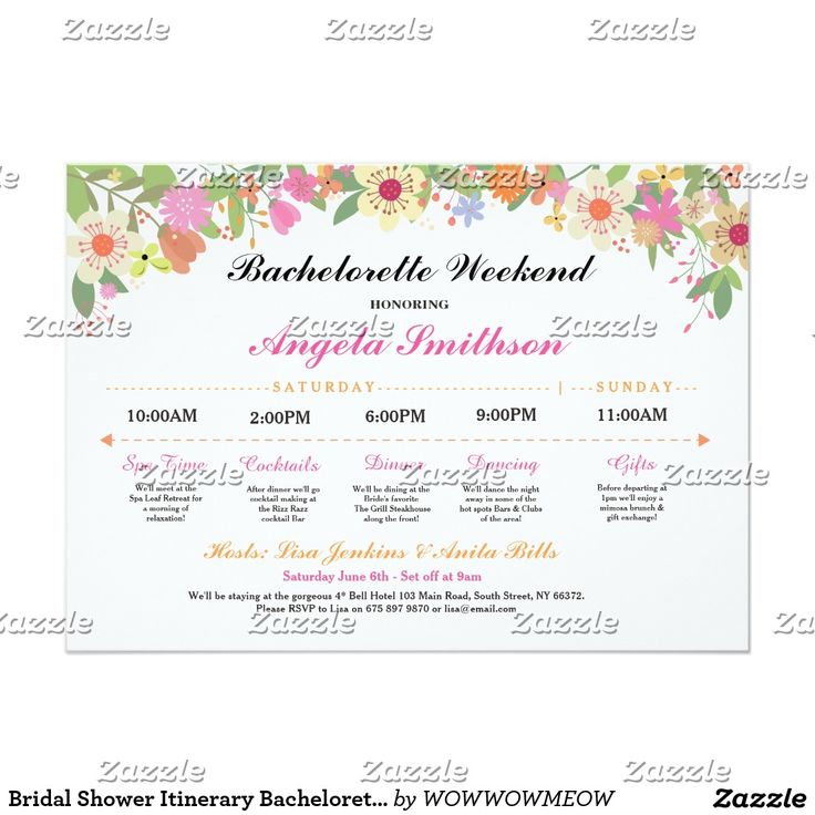 Best 25 Bachelorette schedule ideas – Bachelor Party Email Invite