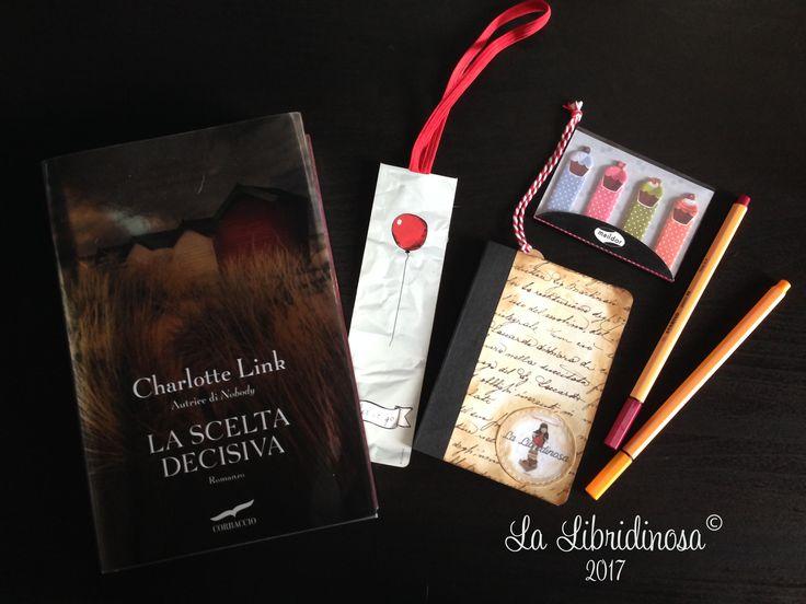 """Recensione """"La scelta decisiva"""" di Charlotte Link pubblicato da Corbaccio #recensione #lasceltadecisivia #charlottelink #corbaccio #lalibridinosa"""