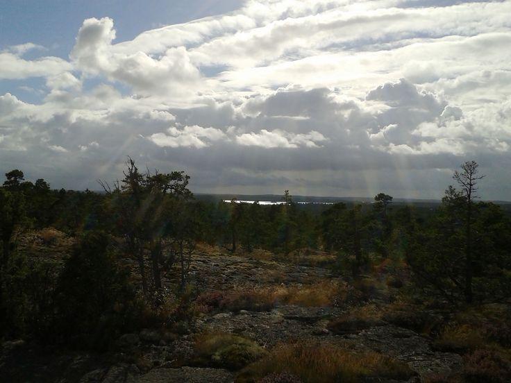 Åland, Geta berget, photo: Niina Karlsson