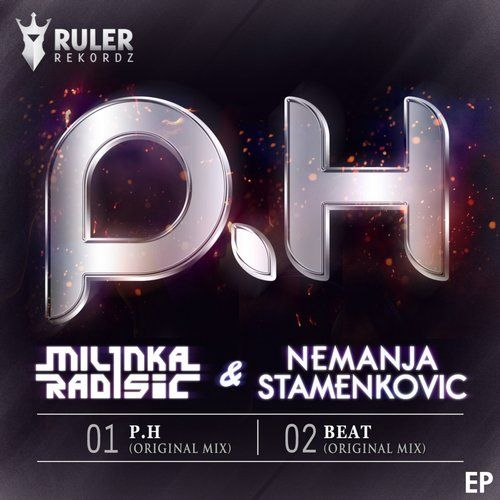 RRZ002 P.H. EP - RULER REKORDZ P. H. (Original Mix) - Milinka Radisic & Nemanja Stamenkovic Beat (Original Mix) - Milinka Radisic & Nemanha Stamenkovic  Get it at beatport: http://www.beatport.com/release/p-h-ep/1279321  #RRZ002 #PHEP #PH #Beat #progressive #progressivehouse #music #milinka #milinkaradisic #nemanja #stamen #nemanjastamenkovic