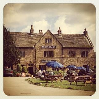 Hardwick Inn, Derbyshire UK