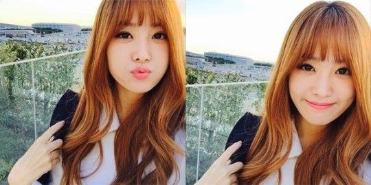 SECRET's Song Jieun, Lovely Selfie After Releasing Japan Solo Album http://www.kpopstarz.com/articles/148091/20141208/secret-song-jieun-lovely-selfie-after-releasing-japan-solo-album.htm