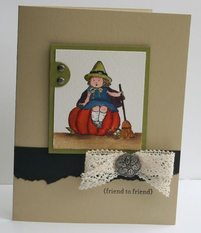 stampin up stampin up halloween cards - Stampin Up Halloween Ideas