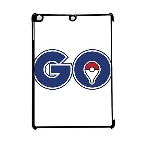 Pokemon Go New Ipad Air Black Case GO PokeGo Pokemon GO H... https://www.amazon.com/dp/B01IQQK51I/ref=cm_sw_r_pi_dp_SByKxbZ6YYPDV