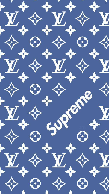 Nice Louis Vuitton Louis Vuitton x Supreme pattern Wallpaper... Check more at http://24myshop.ga/fashion/louis-vuitton-louis-vuitton-x-supreme-pattern-wallpaper/