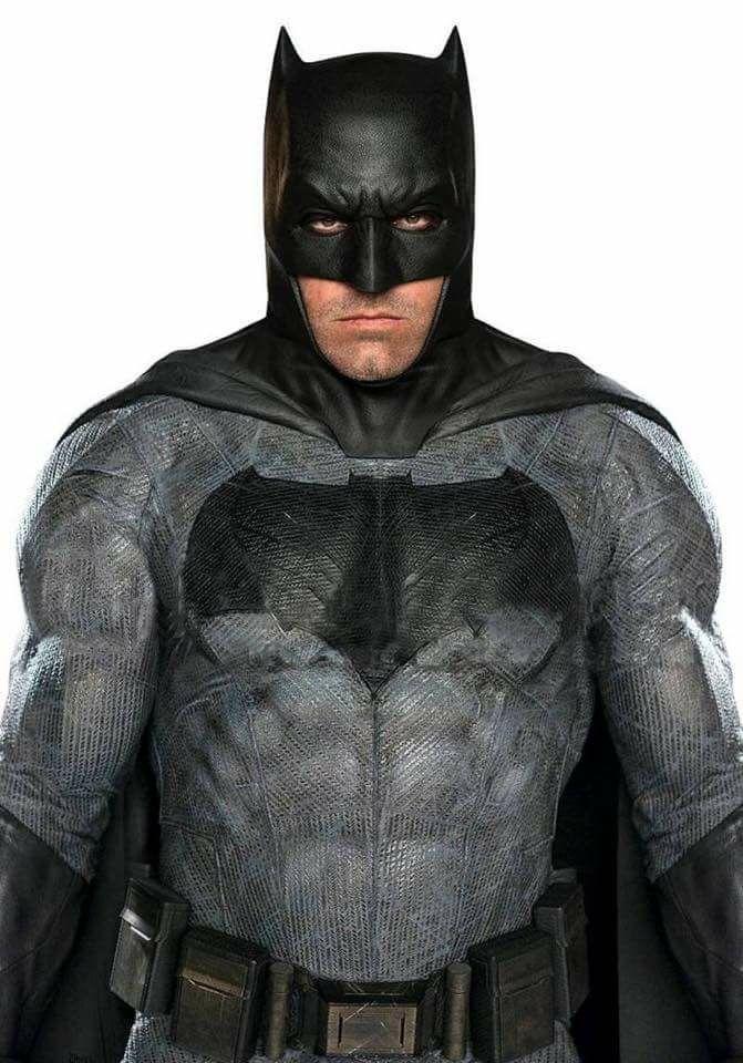 Batman - Ben Affleck in costume - Batman v Superman Dawn of Justice - Batfleck