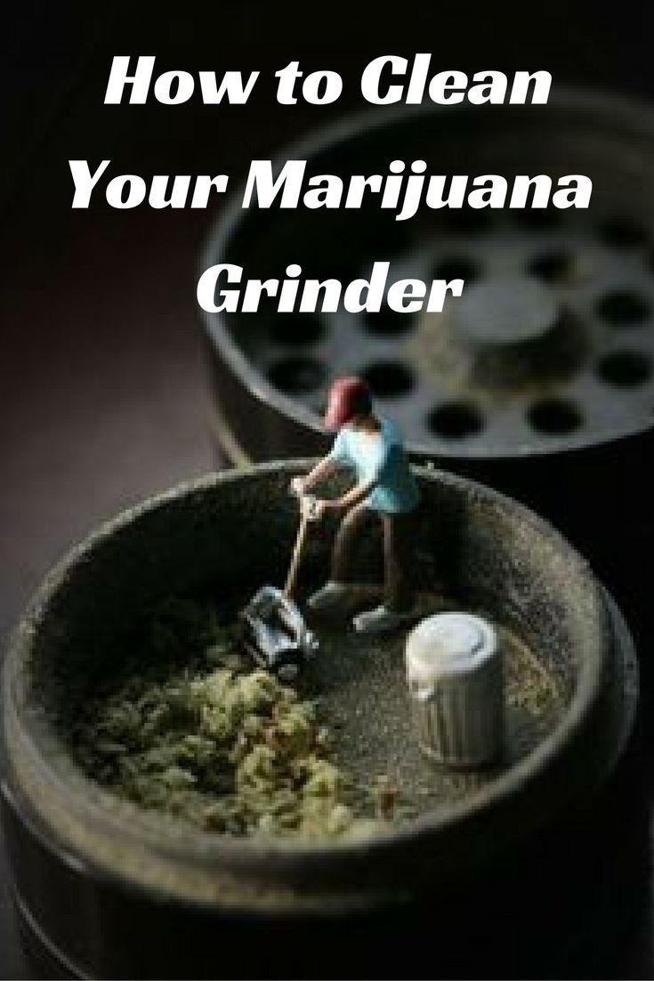 How to Clean Your Marijuana Grinder