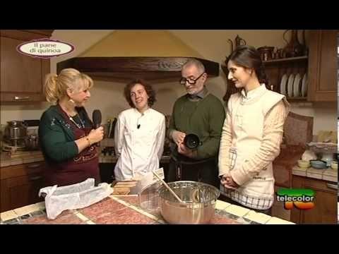 Esther Mozzi: Pane di Quinoa - YouTube