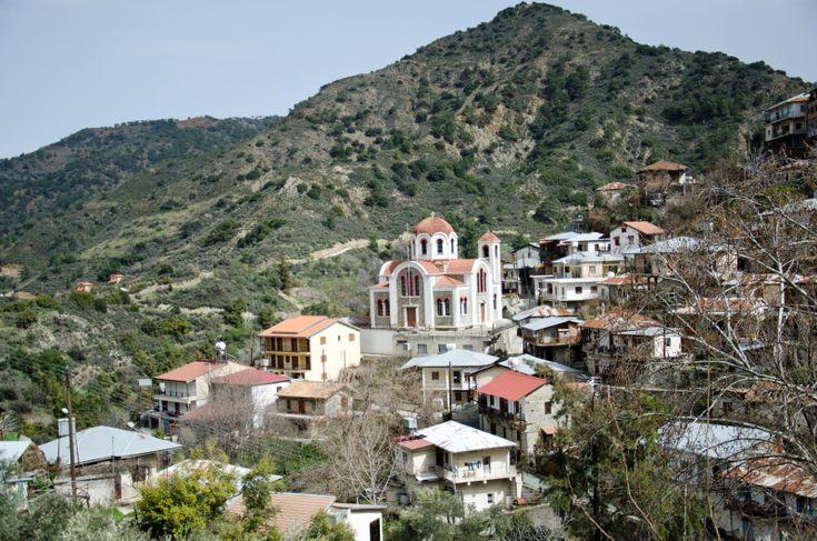 church on hilltop