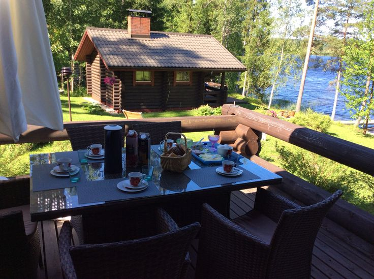 My summer place in Finland