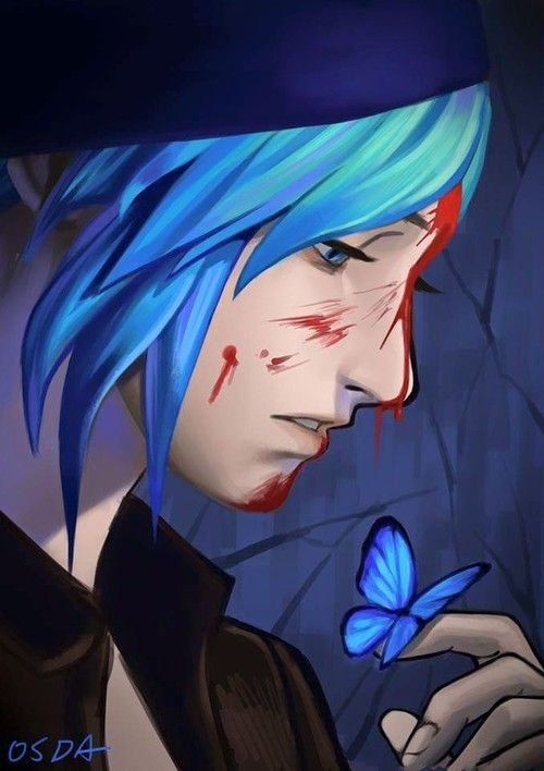 Lɪғᴇ Is Sᴛʀᴀɴɢᴇ - Chloe Price