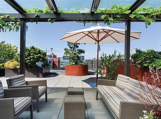 Luxurious South Lake Union Penthouse