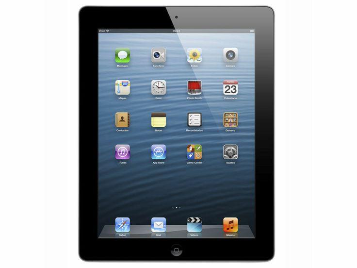 iPad Pantalla Retina (4 th Gen) 32GB Wi-Fi Negra.