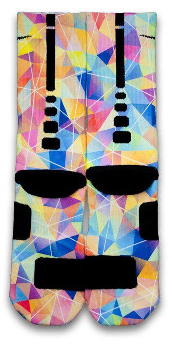 Diamond Custom Elite Socks