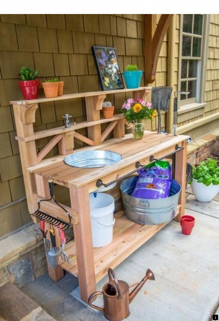 Just Click The Link For More Info Used Greenhouses For Sale Simply Click Here To Find Out More Pallet Garden Benches Potting Bench Plans Potting Bench