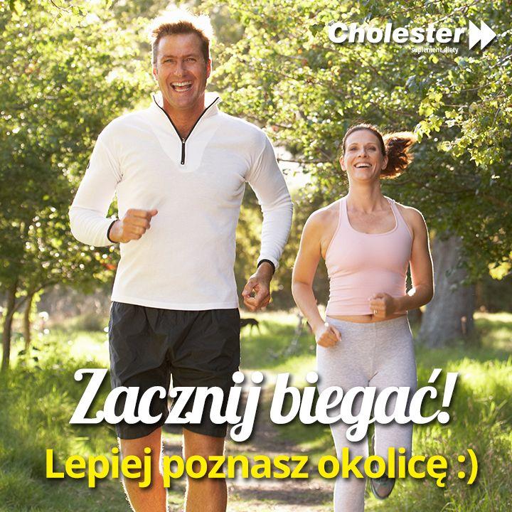 Bieganie ma wiele zastosowań :)  #zdrowie #sport #bieganie