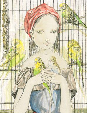 Japanese/French painter Leonard Tsuguharu Foujita.