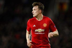 Phil Jones has been back to his best form for Manchester United recently. Find out more here  http://www.soccerbox.com/blog/phil-jones-manchester-united/